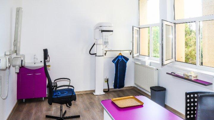 AFACERE PE BANI EUROPENI. O familie din Sângerei și-a deschis un cabinet de imagistică dentară