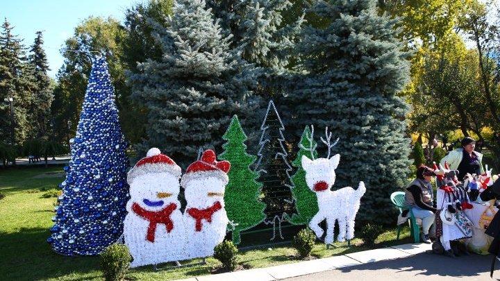 Hram cu spirit de Crăciun. Primăria reacţionează dur: Decoracţiunile au fost instalate ILEGAL