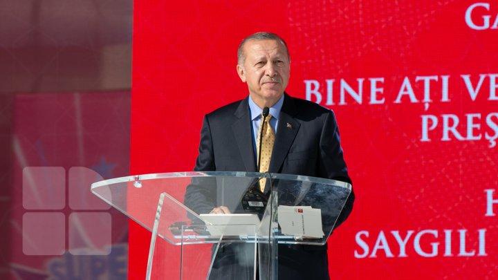 Recep Erdogan: Atentatul din Noua Zeelandă a vizat, de fapt, Turcia