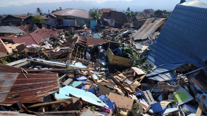Bilanţul oficial în urma cutremurului din Indonezia a ajuns la 2.113 morţi şi peste o mie de dispăruţi