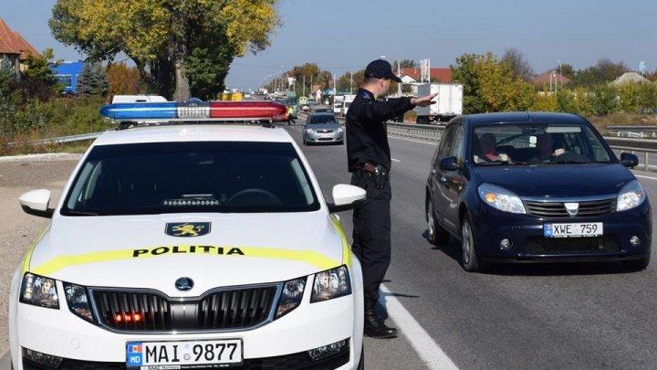 INP: 42 de şoferi au fost prinşi beţi la volan în weekend