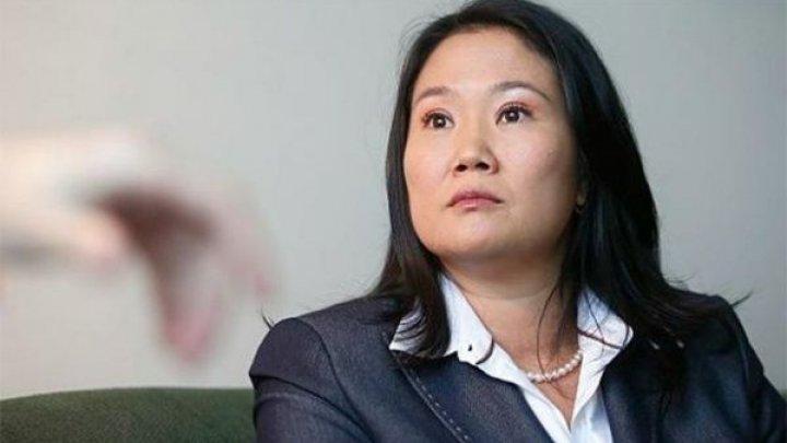 Lidera opoziţiei din Peru, Keiko Fujimori a fost arestată. Care este motivul