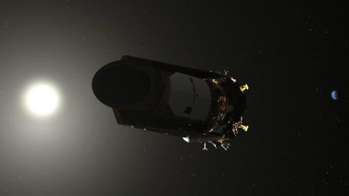 Telescopul spaţial Kepler va fi scos din funcţiune