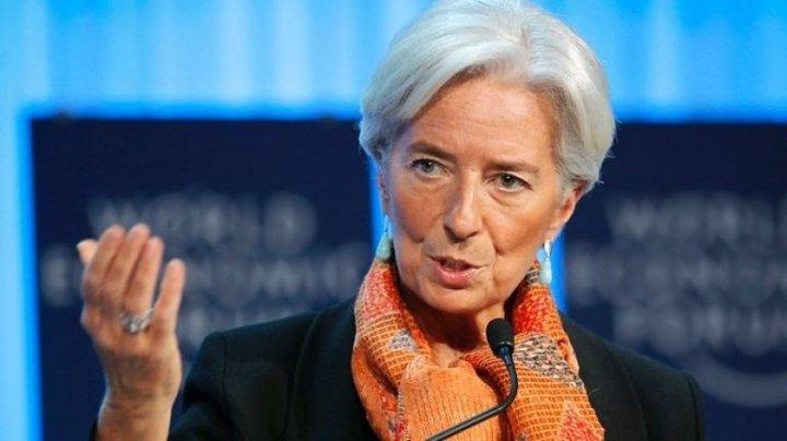 Christine Lagarde cere ţărilor să controleze inevitabilele ieşiri de capital