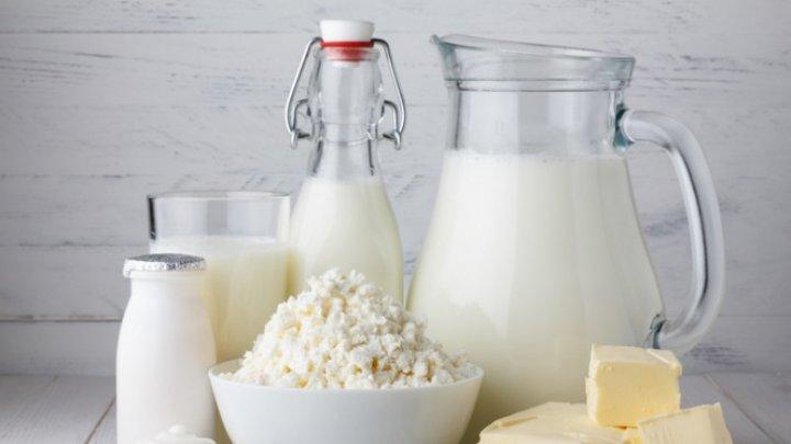 BINE DE ŞTIUT! Ce se întâmplă în corpul tău dacă renunţi la produsele lactate