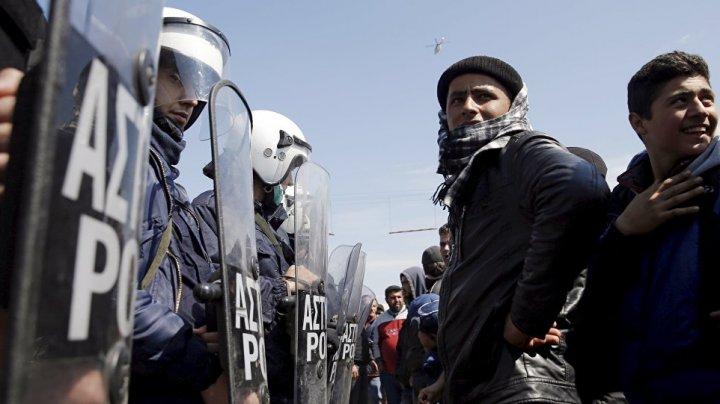 Bande din Siria controlează traficul de droguri şi prostituţia pe o insulă grecească