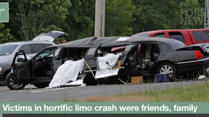 Limuzina implicată în accidentul din New York, soldat cu 20 de morţi, nu a trecut inspecția tehnică