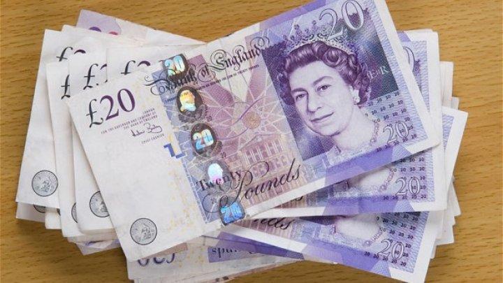 OMS: Majorarea salariilor în Marea Britanie a fost peste aşteptări în perioada iunie - august 2018