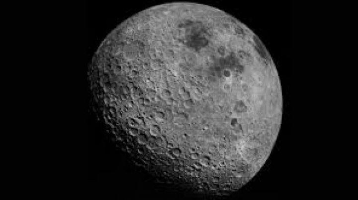 NASA a publicat imagini incredibile de pe Lună (VIDEO)