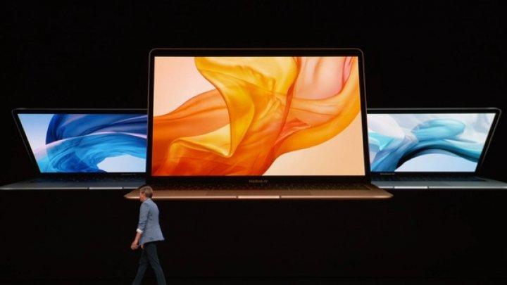 Apple lansează primul MacBook Air cu ecran Retina