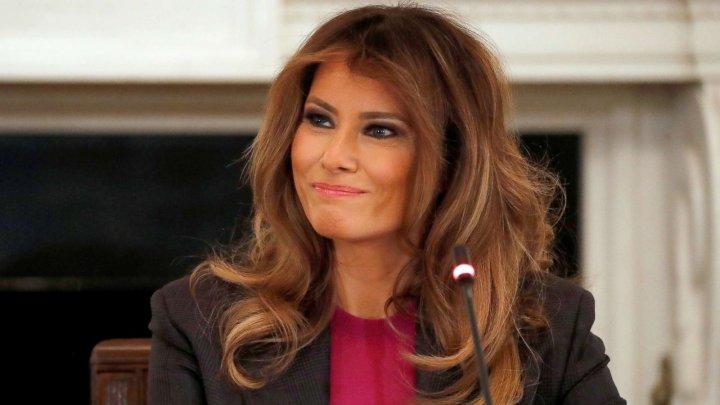Melania Trump a cheltuit 100.000 de dolari, într-o singură zi, într-un hotel din Cairo