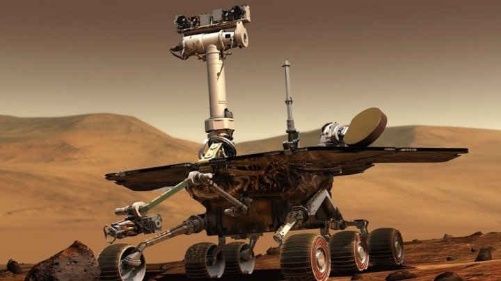 NASA va continua încercările sale de a relua contactul cu roverul marţian Opportunity