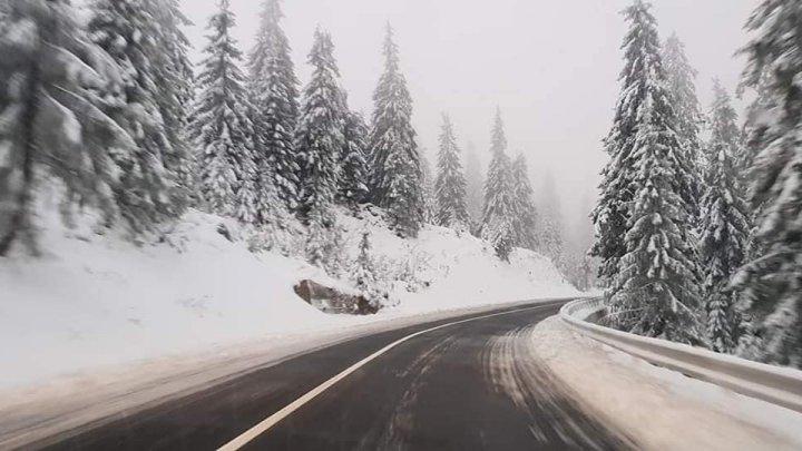 AVERTIZARE METEO de vreme rece în toată România. Va ninge