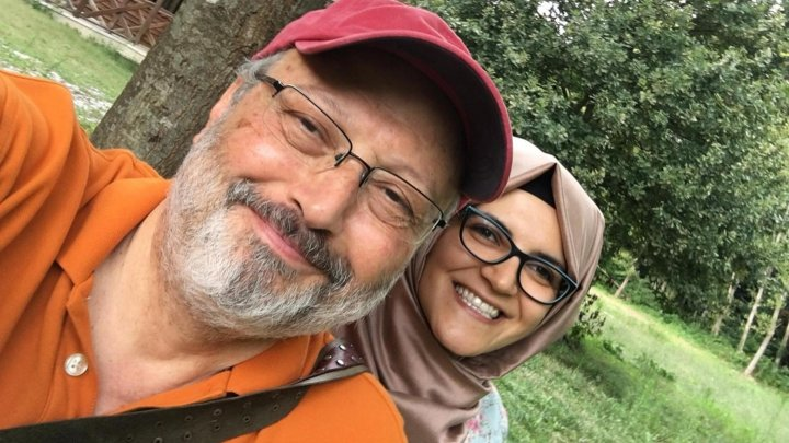 Logodnica lui Jamal Khashoggi îi cere lui Donald Trump să ajute la rezolvarea cazului
