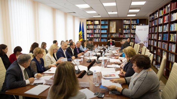 Buliga: Cooperarea cu societatea civilă fortifică procesul de comunicare și asigură transparența procesului legislativ