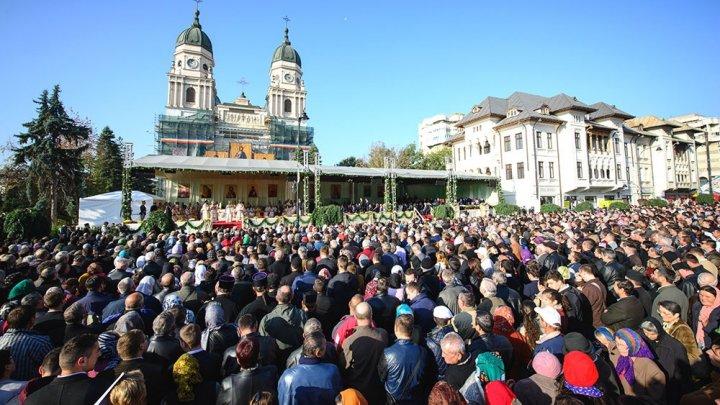 A început cel mai amplu pelerinaj religios din România. Peste 8.000 de credincioşi sunt aşteptaţi