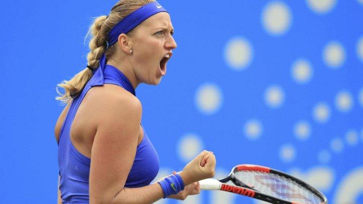 Agresorul care i-a tăiat degetele jucătoarei de tenis Petrei Kvitova riscă ani grei de puşcărie