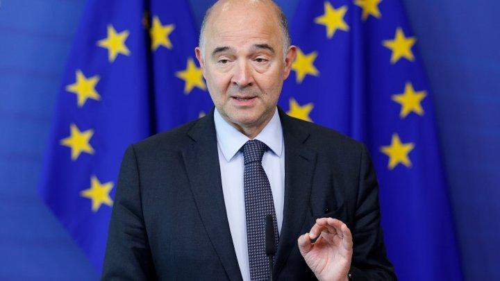 Pierre Moscovici: Uniunea Europeană nu vrea o criză cu Italia