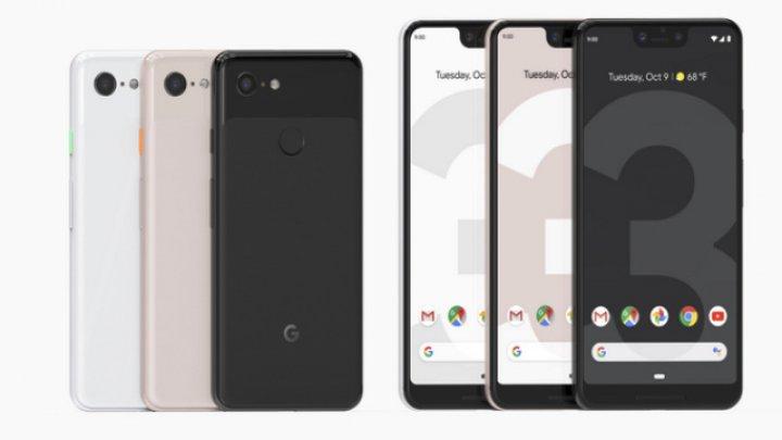 Google a lansat oficial mult aşteptatele Pixel 3 şi Pixel 3 XL (FOTO)