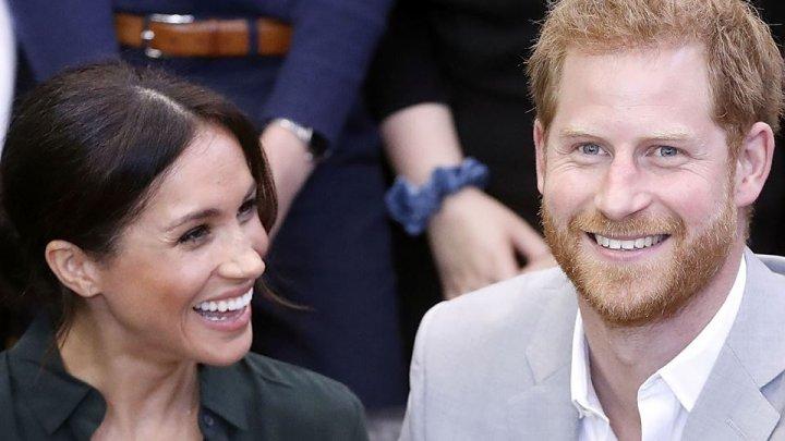Ce titlu va purta copilul Prinţului Harry şi al Ducesei de Sussex