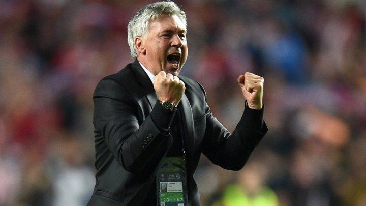 Carlo Ancelotti: Napoli a demonstrat o personalitate puternică