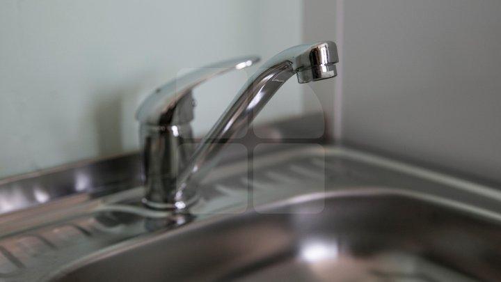 Mai mulţi locuitori din sectorul Ciocana vor rămâne fără apă la robinete