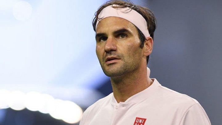 Surpriză mare la turneul ATP de la Shanghai! Roger Federer a ratat calificarea în marea finală