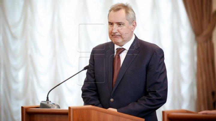 Statele Unite au ridicat, temporar, sancțiunile impuse șefului Roskosmos, Dmitri Rogozin