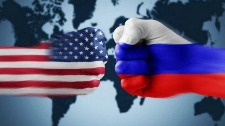 Trezoreria SUA a impus sancţiuni împotriva unor membri ai serviciului militar rus de informaţii GRU