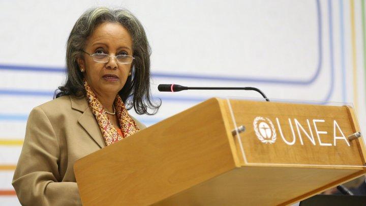 Sahle-Work Zewde, prima femeie aleasă în funcţia de preşedinte al Etiopiei
