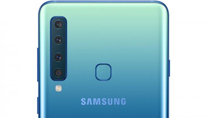 Samsung lansează Galaxy A9, primul telefon cu patru camere foto