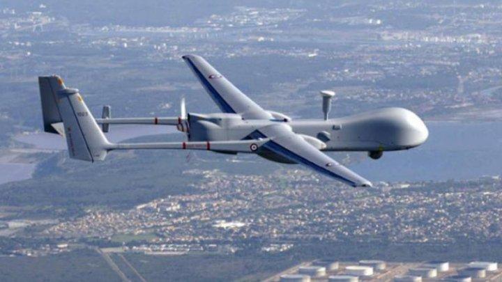 Escadrilă de drone militare deasupra Mării Baltice, în largul coastelor nordice ale Germaniei