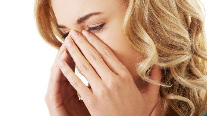 E bine să ştii! Remedii naturiste împotriva sinuzitei