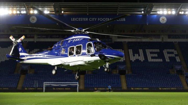 Doliu în fotbalul englez: Patronul echipei Leicester City şi alţi patru membri ai staff-ului au murit