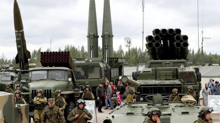 DEZVĂLUIRI: De câte ori ar putea fi distrus Pământul de armele nucleare ale SUA