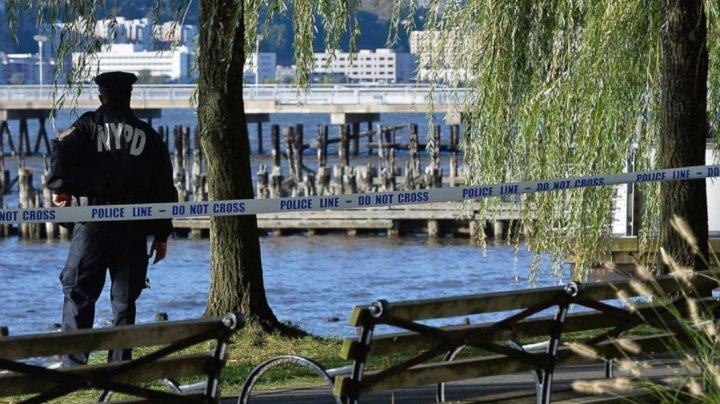 Crimă misterioasă la New York. Cadavrele a două surori saudite, legate cu bandă adezivă, au fost găsite pe faleza