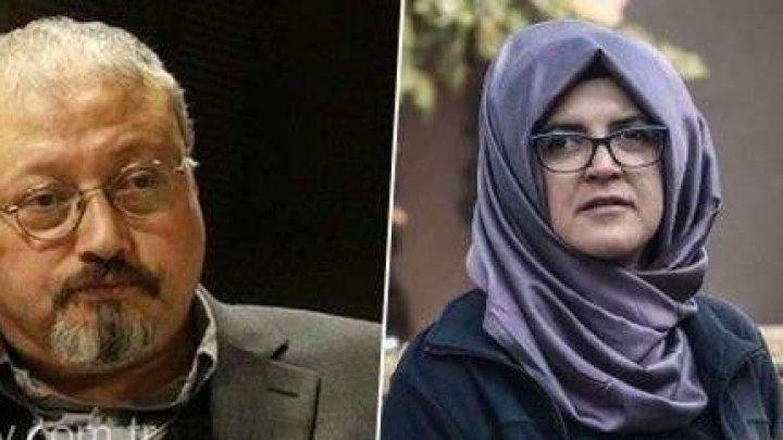 Turcia a plasat-o sub protecţia permanentă a poliţiei pe logodnica jurnalistului Jamal Khashoggi