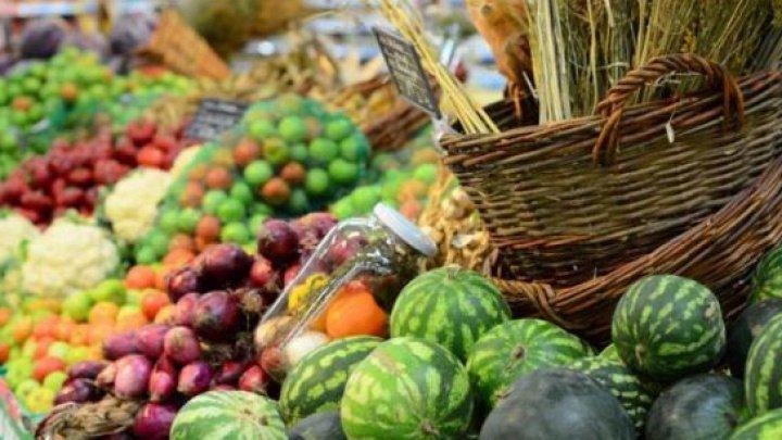 Fructe şi legume direct de la producători. În trei sectoare din Capitală vor fi organizate iarmaroace de toamnă