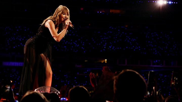Gest impresionant făcut de Taylor Swift pentru o admiratoare de-a sa