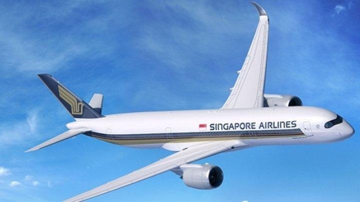 Cel mai lung zbor din lume va conecta Singapore de SUA şi va fi realizat cu ajutorul avionului Airbus A350-900 ULR