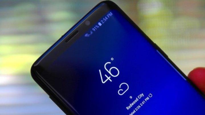 Samsung promite ascunderea camerei foto sub ecranul telefoanelor mobile