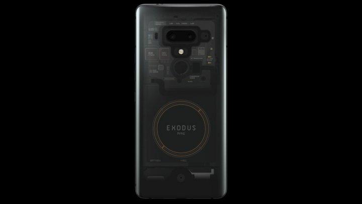 EXODUS 1, primul telefon blockchain HTC pentru pasionaţii de criptomonede