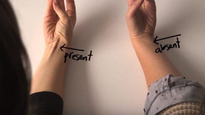 Sigur nu ştiai asta! Ce înseamnă dacă ți se văd tendoanele de la mână (VIDEO)