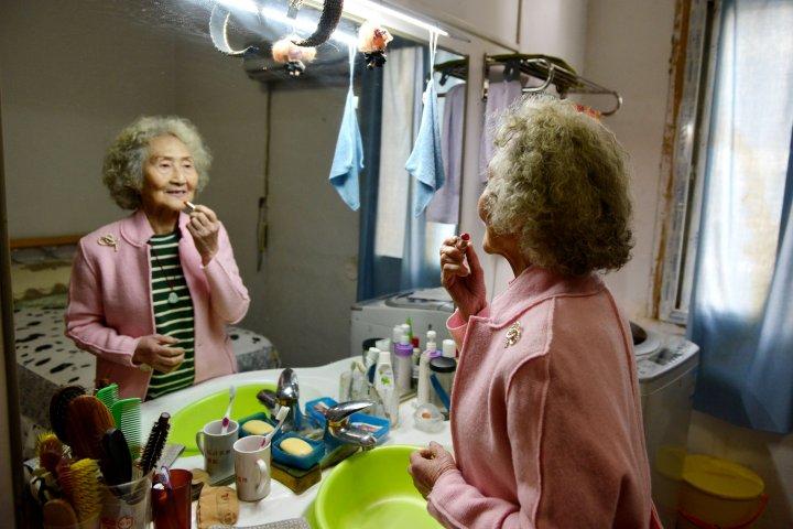 Nu o să-ți vină să crezi! Cum arată cel mai bătrân model din China (FOTO)