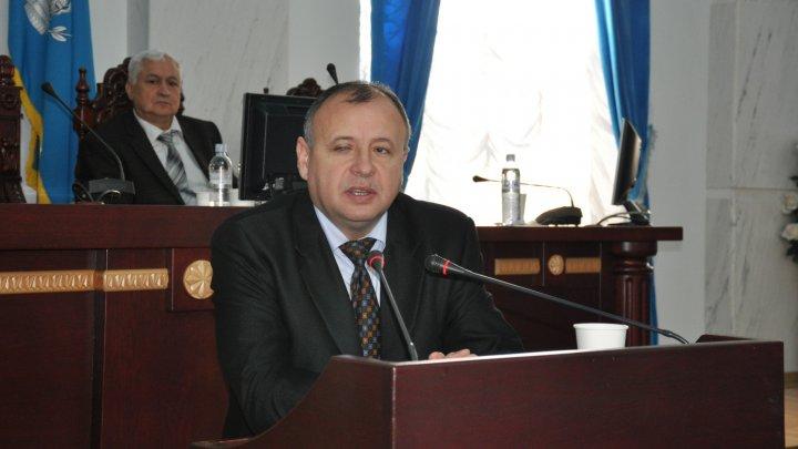 """Victor Juc: Introducerea sintagmei """"integrare europeană"""" în Constituţie este un proiect de ţară"""