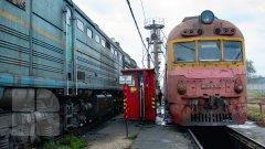 Calea Ferată din Moldova - trenuri
