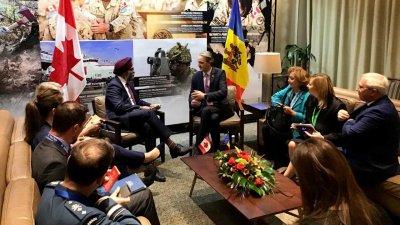Ministrul canadian al Apărării: Reziliența populației este un factor de asigurare a securității unui stat