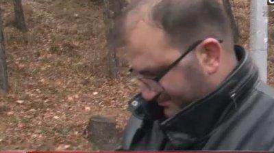 Un taximetrist din Capitală, BEAT MORT, APROAPE DE COMĂ ALCOOLICĂ, prins de inspectorii ANTA (VIDEO)