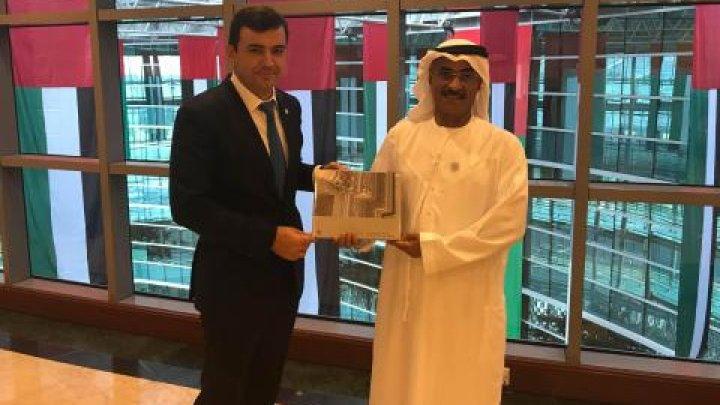 Republica Moldova și Emiratele Arabe Unite vor semna un memorandum de cooperare pe domeniul infrastructurii