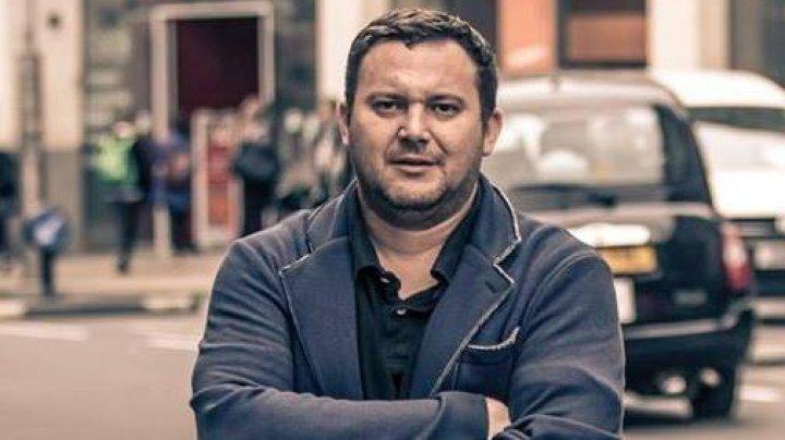 Jurnalistul Gabriel Călin a fost implicat într-un GRAV ACCIDENT (FOTO)